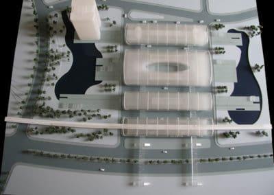 Arkitektmodell 301