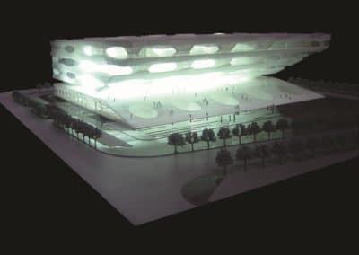 Arkitektmodell 308