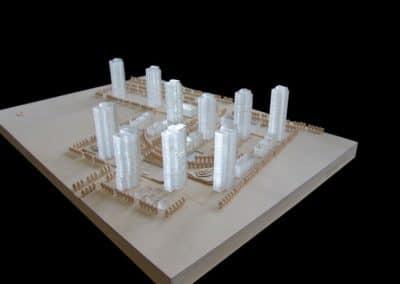 Arkitektmodell 309