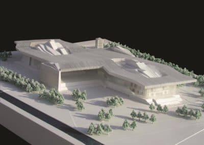 Arkitektmodell 314