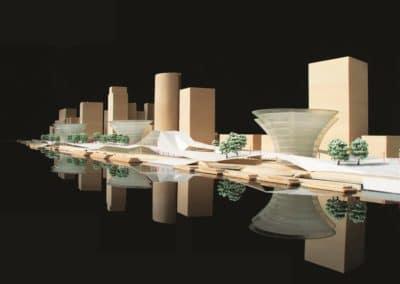Arkitektmodell 302