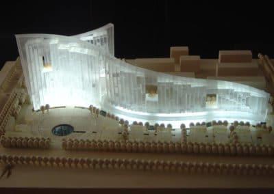 Arkitektmodell 304