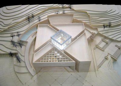 Arkitektmodell 305