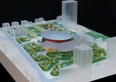 Arkitektmodell 307